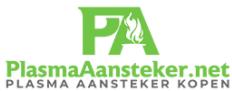Plasma aansteker logo