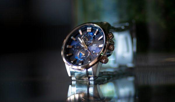 Brunott horloge